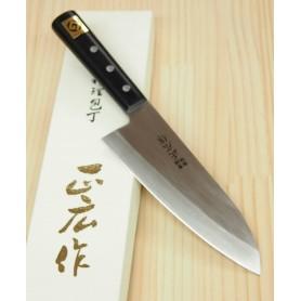 Couteau japonais Deba - MASAHIRO - Série Masahiro Inox - Dimension: 15/16.5/18/21cm