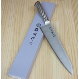 Couteau de Chef Gyuto FUJITORA - (Ancien Tojiro Pro) - Dimension: 18/21/24/27/30/33cm