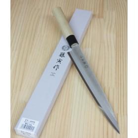 Couteau japonais Yanagiba FUJITORA Série MV - Dimension: 21/24/27/30cm