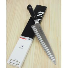 Couteau de Chef MISONO - Série Molybdène - Dimension: 18/21/24/27/30cm