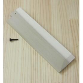 Bainha SAYA de madeira para usuba - Tam: 18cm