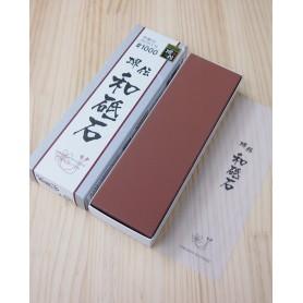 Pierre à aiguiser - grain: 1.000 - NANIWA - Série Naniwa Sakaiden Watoishi