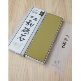 Pierre à aiguiser - grain: 4.000 - NANIWA - Série Naniwa Sakaiden Watoishi