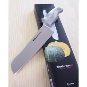 Couteau pour les gros légumes (citrouille, pastèque, bette) - NONOJI - Egg-shell Handle - Dimension: 21cm
