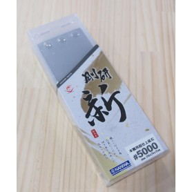 Pedra para afiar 5000 - NANIWA Série gouken arata profissional