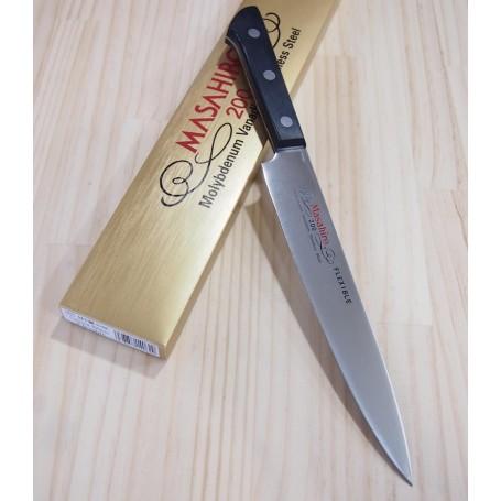 Couteau Carving Flexible - MASAHIRO - Série MV - Dimension: 20cm