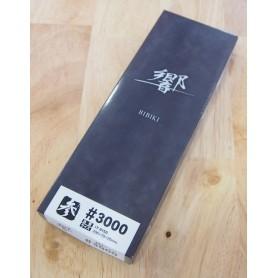 Pedra para afiar 3000 - NANIWA Série hibiki profissional