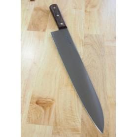 Faca japonesa do chef para carnes hiragiri MASAHIRO Série Bessaku Tam:36cm