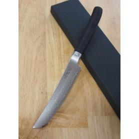 faca para steak SHIZU HAMONO VG-10 damascus Tam:13cm